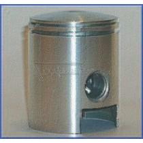 Pistón / Piston kit BENELLI 250 2C Chromed Cylinder. 1976 S.E. -GUZZI, GUZZI 250 2T 1976 BiChromed Cylinder -BENELLI S.E.