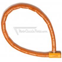 ANTIRROBO ARTICULADO LUMA Enduro 885 100 cms Naranja