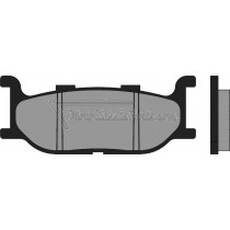 BRAKE PAD / PASTILLAS DE FRENO BRENTA FT3057