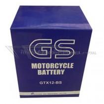 Batería GS tipo: GTX12-BS