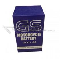 Batería GS tipo: GTX7L-BS