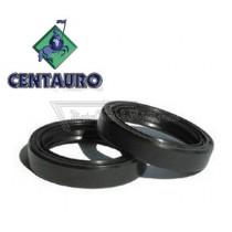 Juego retenes horquilla Centauro 111A001FK (25x35x9)