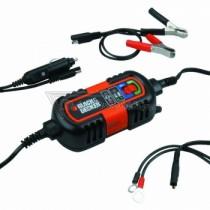 Cargador / mantenedor de Baterías Black & Decker BDV090