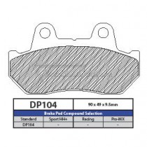 Brake Pads / Pastillas de freno DPBrake DP104