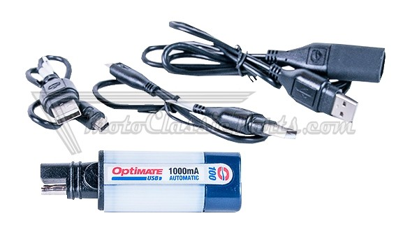 Cargador OptiMATE USB O-100