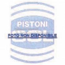 Pistón / Piston kit ATALA 50 VARIANT Chromed Cylinder DERBI