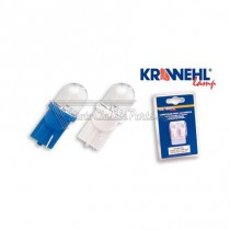 2 bombillas Krawehl Led Blanco 12V 5W5