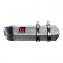 Escape Turbokit  BENELLI TRK 502 18 H7 (COMPLETO)