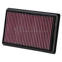 Filtro de aire de reemplazo K&N BM-1010