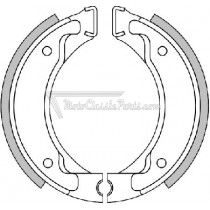 BRAKE SHOES / ZAPATAS DE FRENO BRENTA FT0304