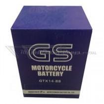 Batería GS tipo: GTX14-BS