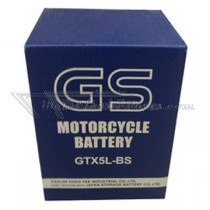 Batería GS tipo: GTX5L-BS