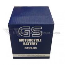 Batería GS tipo: GTX9-BS