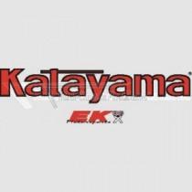 Kit de transmision Katayama referencia A-5106-HD adaptable a: Aprilia AF-1 EUROPA/FUTURA 90-93  125cc