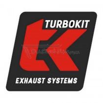 Escape Turbokit  COMPLETO HONDA SHADOW 600 1992 CORTE INGLETE (2 Escape Turbokit S)
