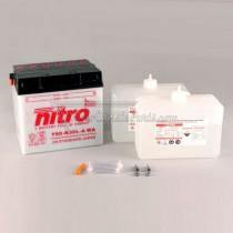 Batería NITRO tipo: Y60N30L-A (C60N30L-A, 53030 BMW )
