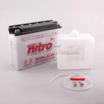 Batería NITRO tipo: YB16AL-A2 (DB16AL-A2, CB16AL-A2 )