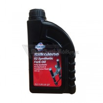 Silkolene 02 SYNTHETIC FORK OIL 1 Litro